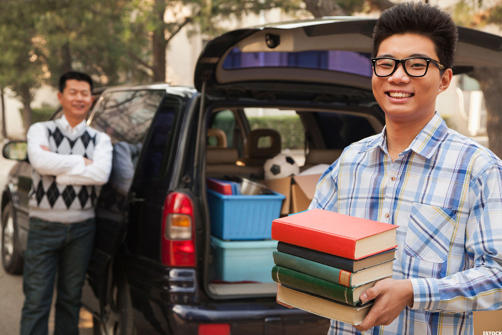 What Your College Student Should Know Before Driving Away