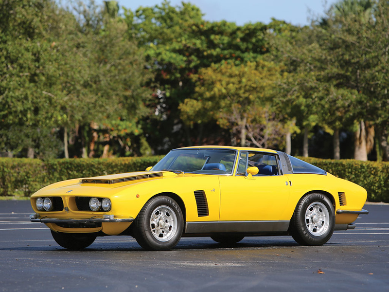 Corvette Corner: The Iso Grifo – A Corvette with an Italian Accent