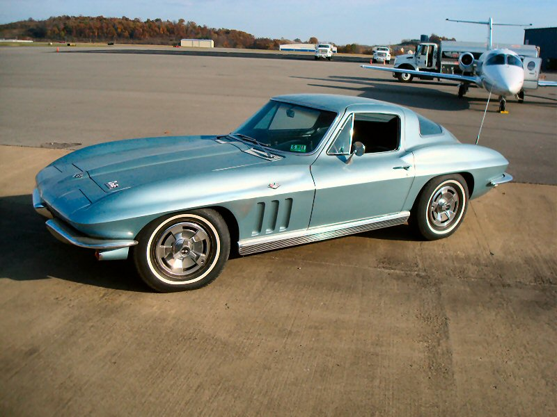 Corvette Corner: A Vintage 'Vette for the Open Road