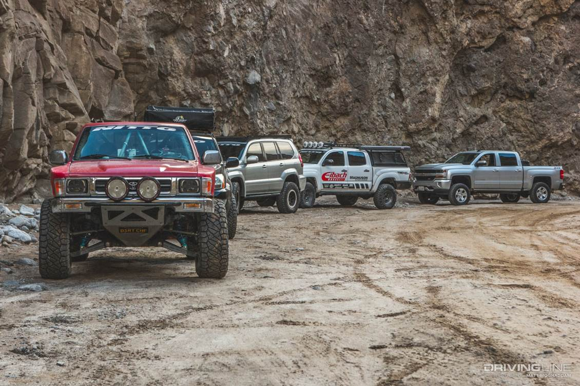 5 Tips for Planning an Off-Road Adventure