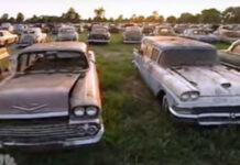 Abandoned Cars on Private Property