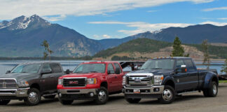 Chevy vs. Ford vs. Dodge: The Big Three Battle It Out