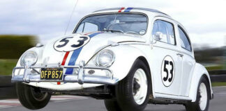 Herbie the Love Bug: What Happened to the Car They Used in the Movies?