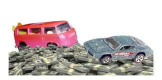 The 5 Most Expensive Hot Wheels Cars