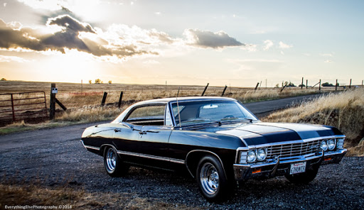 """All About the Impala From """"Supernatural"""""""