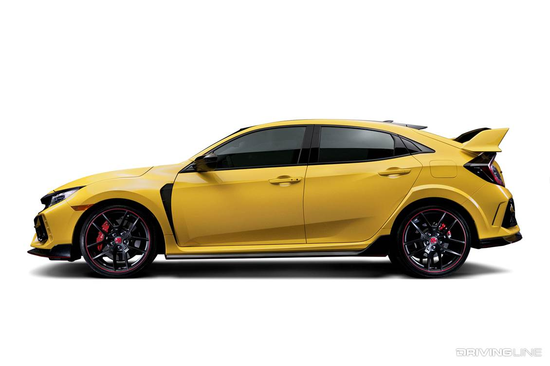 Lighter, Faster, Rarer the 2021 Honda Civic Type R Limited Edition Is Coming to America