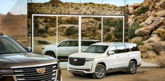 New Tricks for the Iconic Luxury SUV Cadillac Debuts New 2021 Escalade
