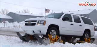Snow Worries: This Track System Punches Through Drifts