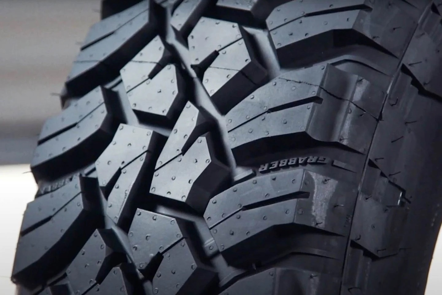 The Grabber X3 mud-terrain tire from General Tire is the obvious choice for the hardcore off-road enthusiast.