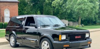 Trucks & SUVs We Love 1992-1993 GMC Typhoon