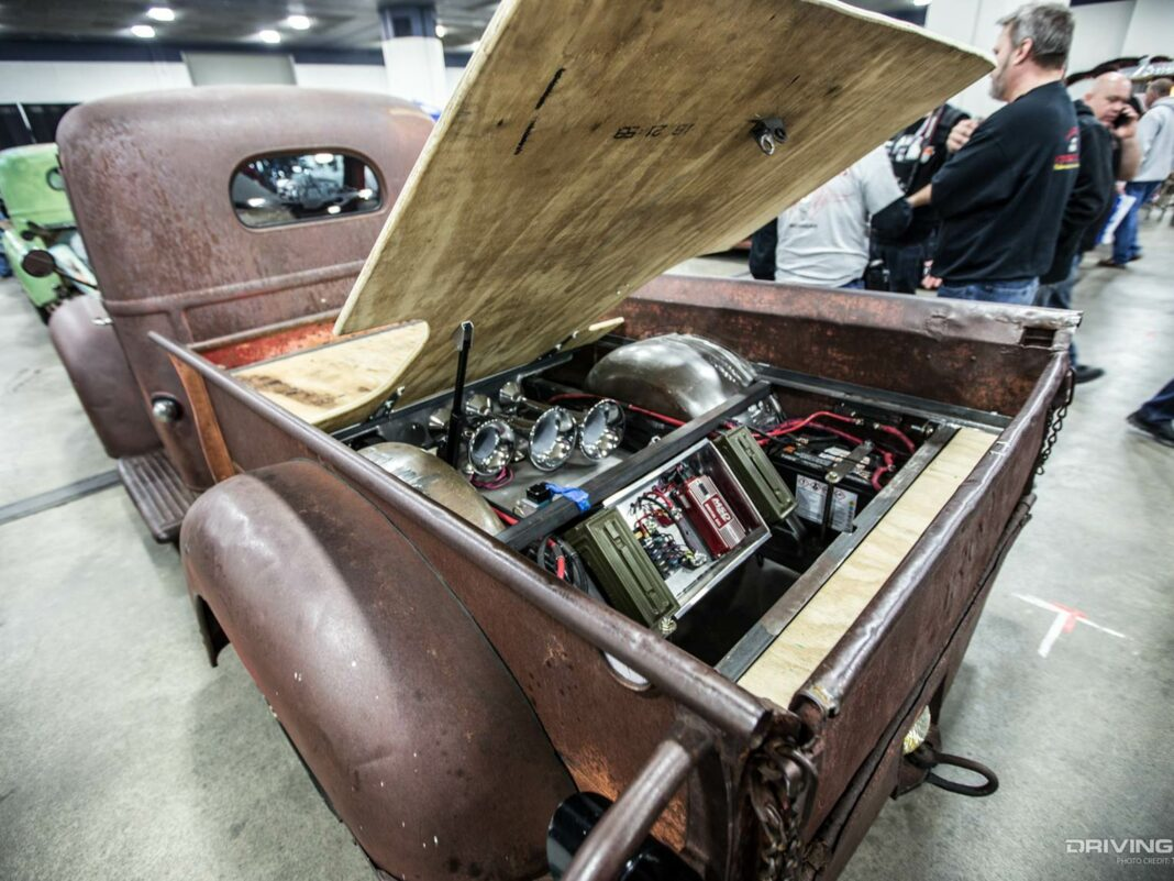 5 Crazy Customs From Autorama Guaranteed to Cure Winter Blues