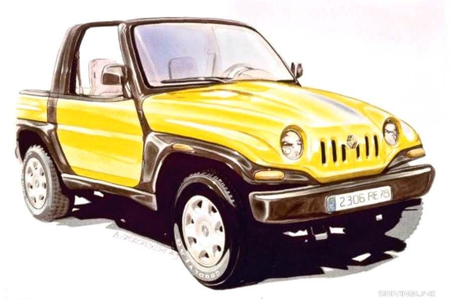 5 Forgotten Jeep Concepts That Were Never Built (and What We Got Instead)