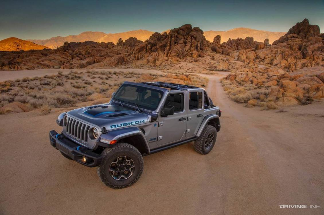 5 Reasons Why Hybrids Make Better off-Roaders