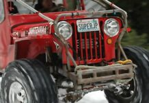 Super Jeep: A 1942 Willys That Can't Be Killed