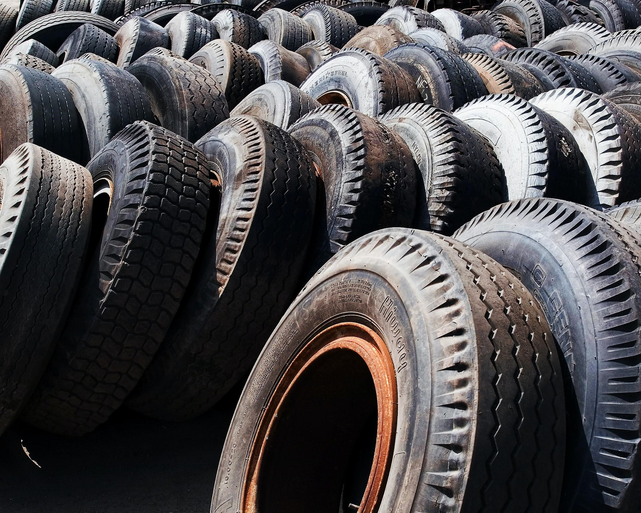 The Complete History of Tires