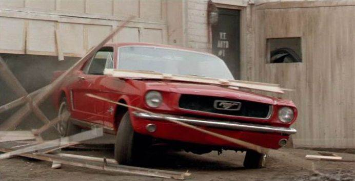5 Movie Mustangs You Might Have Missed