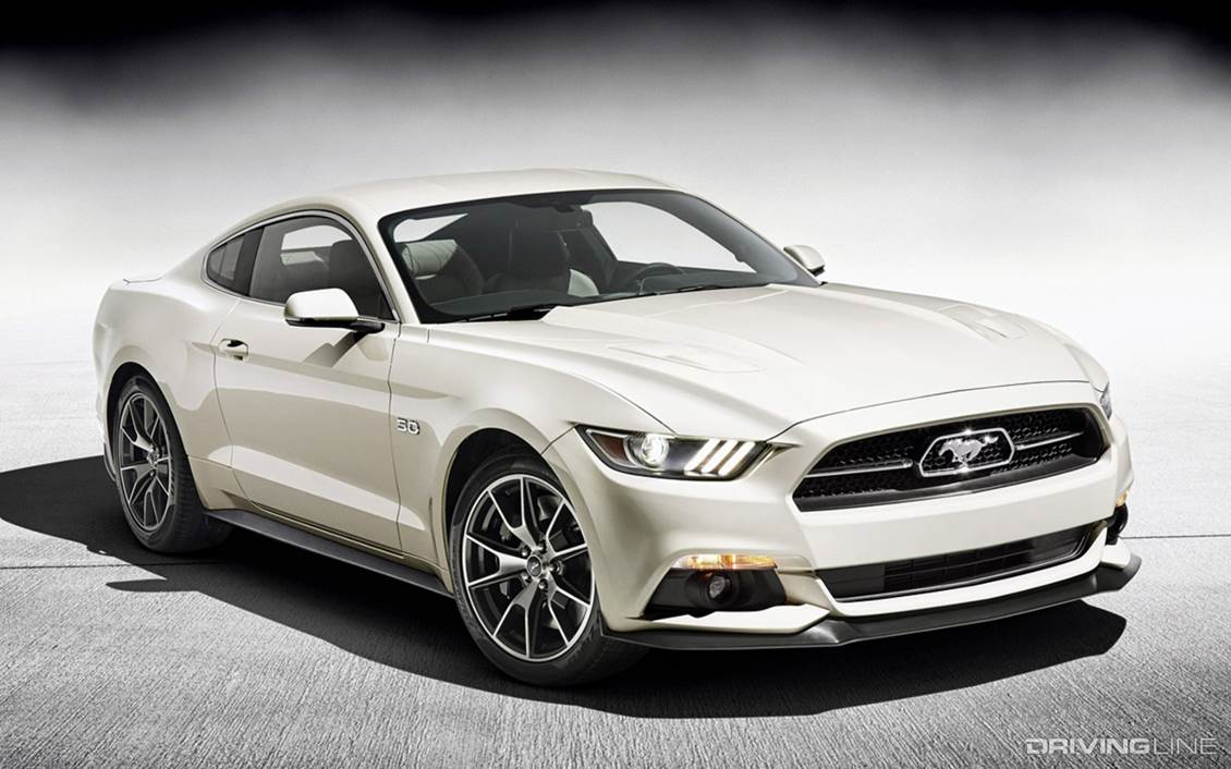 6 Crazy Mustang Variants That Deserve a Second Look