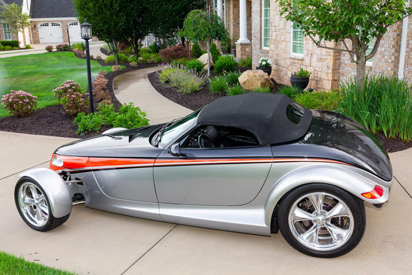 Cars We Love: 1997 - 2002 Plymouth Prowler