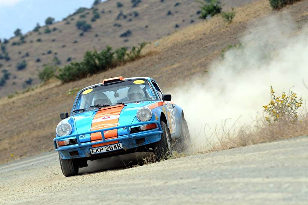 Why We Love Porsche Rally Cars