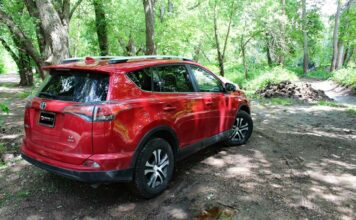 Soft-Roading a Toyota rav4 on Nitto Terra Grappler G2 Tires