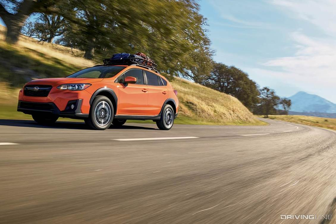 The rise of the soft-roader and crossover-landing