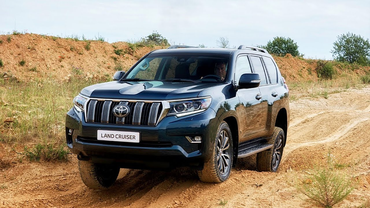 2021 Toyota Land Cruiser Prado Review: Why You Should Choose It Over Other SUVs