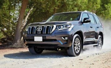 2021 Toyota Land Cruiser Prado Review Why You Should Choose It Over Other SUVs