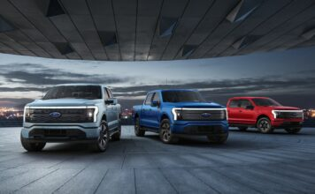 Trucks & SUVs We Love: Ford Electric F-150 Lightning Family Tradition