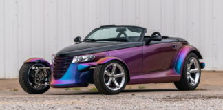 Cars We Love 1997 – 2002 Plymouth Prowler